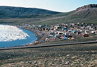Arctic Bay, July 1984