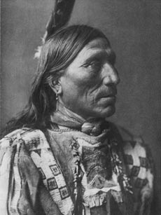 Little Hawk - Brule, 1907Edward CurtisEdward S. Curtis, The North American Indian: the Photographic Images, 2001Northwestern University Library