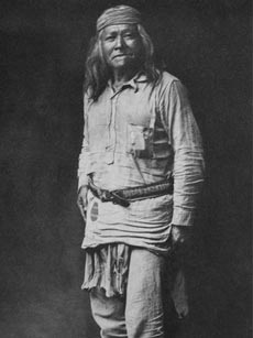Apache, 1906Edward CurtisEdward S. Curtis's The North American Indian: the Photographic Images, 2001Northwestern University Library