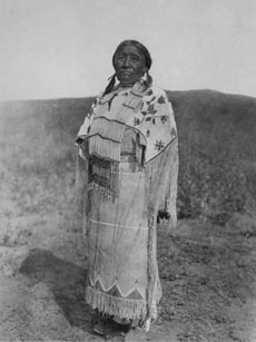 Woman's Costume - Southern Cheyenne, 1927Edward CurtisEdward S. Curtis's The North American Indian: the Photographic Images, 2001Northwestern University Library