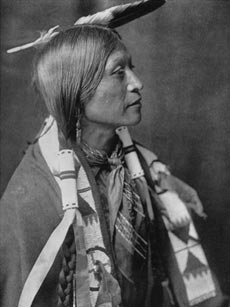 A Jicarilla, 1906Edward CurtisEdward S. Curtis's The North American Indian: the Photographic Images, 2001Northwestern University Library